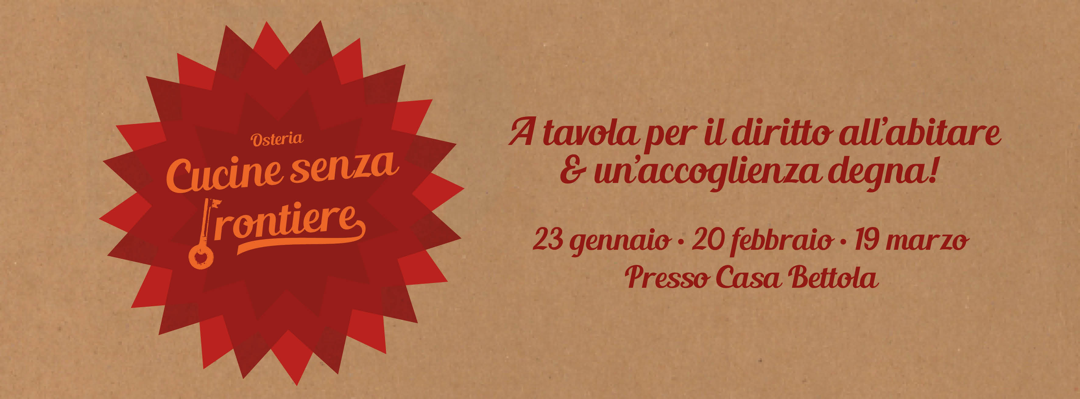 Osteria banner
